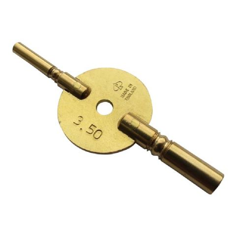 3.25mm Carriage Clock Key